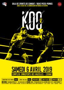 K.O.C 13 - Cognac 2020